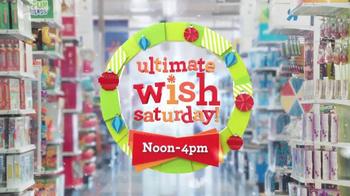 Toys R Us TV Spot, 'Ultimate Wish Saturday' - Thumbnail 2