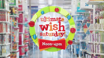 Toys R Us TV Spot, 'Ultimate Wish Saturday'