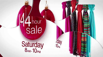 Stein Mart 14 Hour Sale TV Spot, 'Biggest Holiday' - Thumbnail 10
