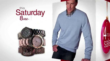 Stein Mart 14 Hour Sale TV Spot, 'Biggest Holiday' - Thumbnail 3