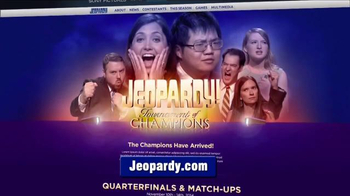 Jeopardy.com TV Spot, 'Tournament of Champions' - Thumbnail 10