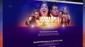Jeopardy.com TV Spot, 'Tournament of Champions' - Thumbnail 3