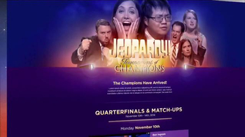 Jeopardy.com TV Spot, 'Tournament of Champions' - Thumbnail 4