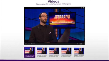 Jeopardy.com TV Spot, 'Tournament of Champions' - Thumbnail 5