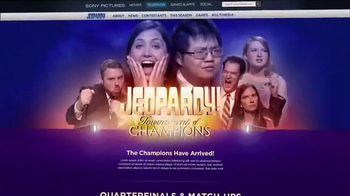 Jeopardy.com TV Spot, 'Tournament of Champions' - Thumbnail 9