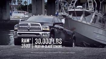 Ram Trucks 2014 Big Finish TV Spot, '2014 Ram 1500 Big Horn Crew Cab' - Thumbnail 2