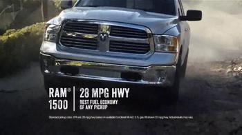 Ram Trucks 2014 Big Finish TV Spot, '2014 Ram 1500 Big Horn Crew Cab' - Thumbnail 6