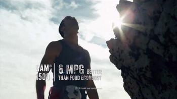 Ram Trucks 2014 Big Finish TV Spot, '2014 Ram 1500 Big Horn Crew Cab' - Thumbnail 7
