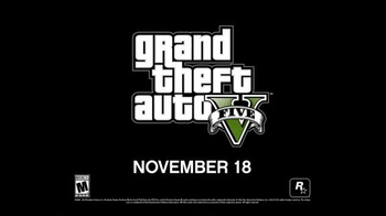 Grand Theft Auto V TV Spot, 'Launch Trailer' Song by Sly Fox - Thumbnail 10