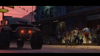 Grand Theft Auto V TV Spot, 'Launch Trailer' Song by Sly Fox - Thumbnail 4