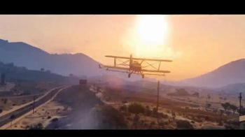 Grand Theft Auto V TV Spot, 'Launch Trailer' Song by Sly Fox - Thumbnail 7