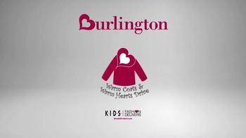 Burlington Coat Factory Warm Coats and Warm Hearts TV Spot [Spanish] - Thumbnail 9