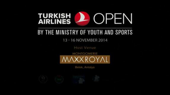 2015 Turkish Airlines Open TV Spot, 'European Tour Final Series' - Thumbnail 10