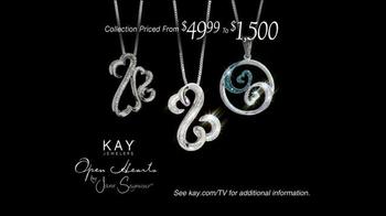 Kay Jewelers Open Hearts Rhythm TV Spot, 'Keep an Open Heart' Feat. Jane Seymour - Thumbnail 8