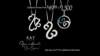 Kay Jewelers Open Hearts Rhythm TV Spot, 'Keep an Open Heart' Feat. Jane Seymour - Thumbnail 9