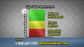 Invisible Glass Silicone Wiper Blades TV Spot, 'Safety' - Thumbnail 7