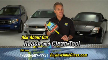 Invisible Glass Silicone Wiper Blades TV Spot, 'Safety' - Thumbnail 9