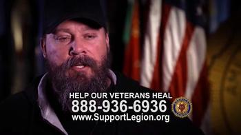 The American Legion TV Spot, 'Veteran Suicide'