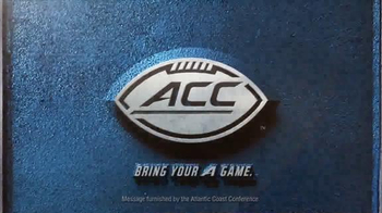 Atlantic Coast Conference TV Spot, 'A Game' - Thumbnail 10