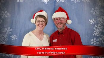 MidwayUSA TV Spot, 'Santa Shops at MidwayUSA' - 258 commercial airings
