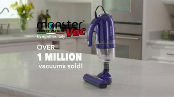 Euroflex Appliances Monster Vac TV Spot - Thumbnail 2