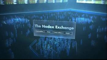 Nadex Binary Options TV Spot, 'Passionate Trader'