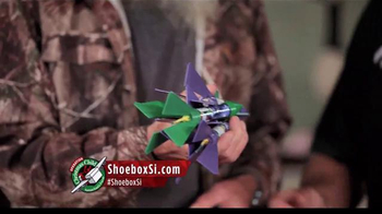 Samaritan's Purse TV Spot, 'Operation Christmas Child' Feat. Si Robertson - Thumbnail 8