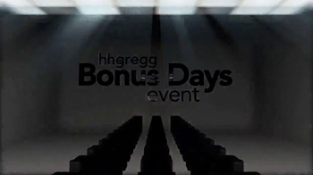 h.h. gregg Bonus Days Event TV Spot, 'Black Friday Come Early' - Thumbnail 8
