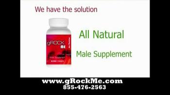 gRockMe TV Spot, 'All Natural Male Supplement' - Thumbnail 5