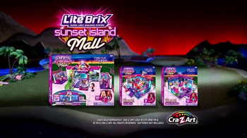 Lite Brix Sunset Island Mall TV Spot, 'Light It Up' - Thumbnail 10