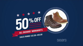 Sears Veterans Day Sale TV Spot, 'Lowest Prices of the Season' - Thumbnail 5