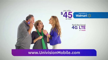 Univision Mobile TV Spot, 'Llamadas Y Textos Internacionales' [Spanish] - Thumbnail 7
