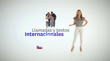 Univision Mobile TV Spot, 'Llamadas Y Textos Internacionales' [Spanish] - Thumbnail 4