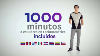 Univision Mobile TV Spot, 'Llamadas Y Textos Internacionales' [Spanish] - Thumbnail 5