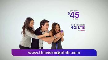 Univision Mobile TV Spot, 'Llamadas Y Textos Internacionales' [Spanish] - Thumbnail 6