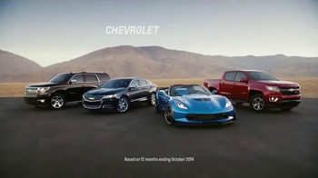 Chevrolet TV Spot, 'Attract Attention' Song by DJ Shadow