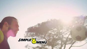 Subway Simple $6 Menu TV Spot, 'Nuestros Mejores Subs' [Spanish] - Thumbnail 10