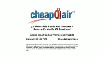 CheapOair TV Spot, 'Beneficios' [Spanish] - Thumbnail 9