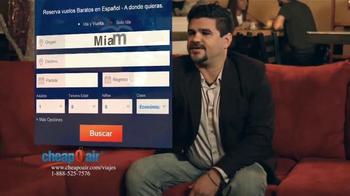 CheapOair TV Spot, 'Beneficios' [Spanish] - Thumbnail 3