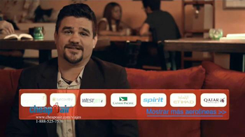 CheapOair TV Spot, 'Beneficios' [Spanish] - Thumbnail 5