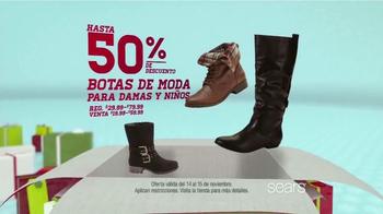 Venta y Ofertas Sears Súper Sábado TV Spot, 'Ropa de Abrigo' [Spanish] - Thumbnail 5