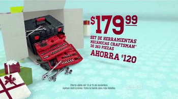 Venta y Ofertas Sears Súper Sábado TV Spot, 'Ropa de Abrigo' [Spanish] - Thumbnail 6