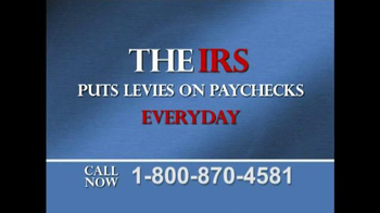 The Tax Resolvers TV Spot, 'Important Message' - Thumbnail 2