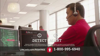 LifeLock TV Spot, 'Waitress' - Thumbnail 6