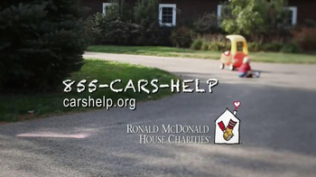 Ronald McDonald House Charities TV Spot, 'Old Car' - Thumbnail 9