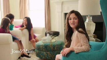 Joss and Main TV Spot, 'Young Designer'