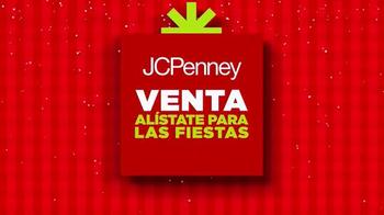 JCPenney Venta Alístate Para Las Fiestas TV Spot, 'Navidades' [Spanish] - Thumbnail 6