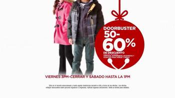 JCPenney Venta Alístate Para Las Fiestas TV Spot, 'Navidades' [Spanish] - Thumbnail 8