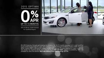 2015 Kia Optima and 2015 Kia Sorento TV Spot, 'Black Friday Deals' - Thumbnail 3
