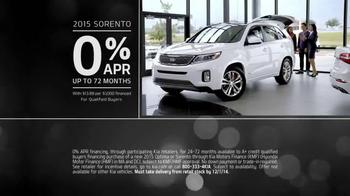 2015 Kia Optima and 2015 Kia Sorento TV Spot, 'Black Friday Deals' - Thumbnail 4